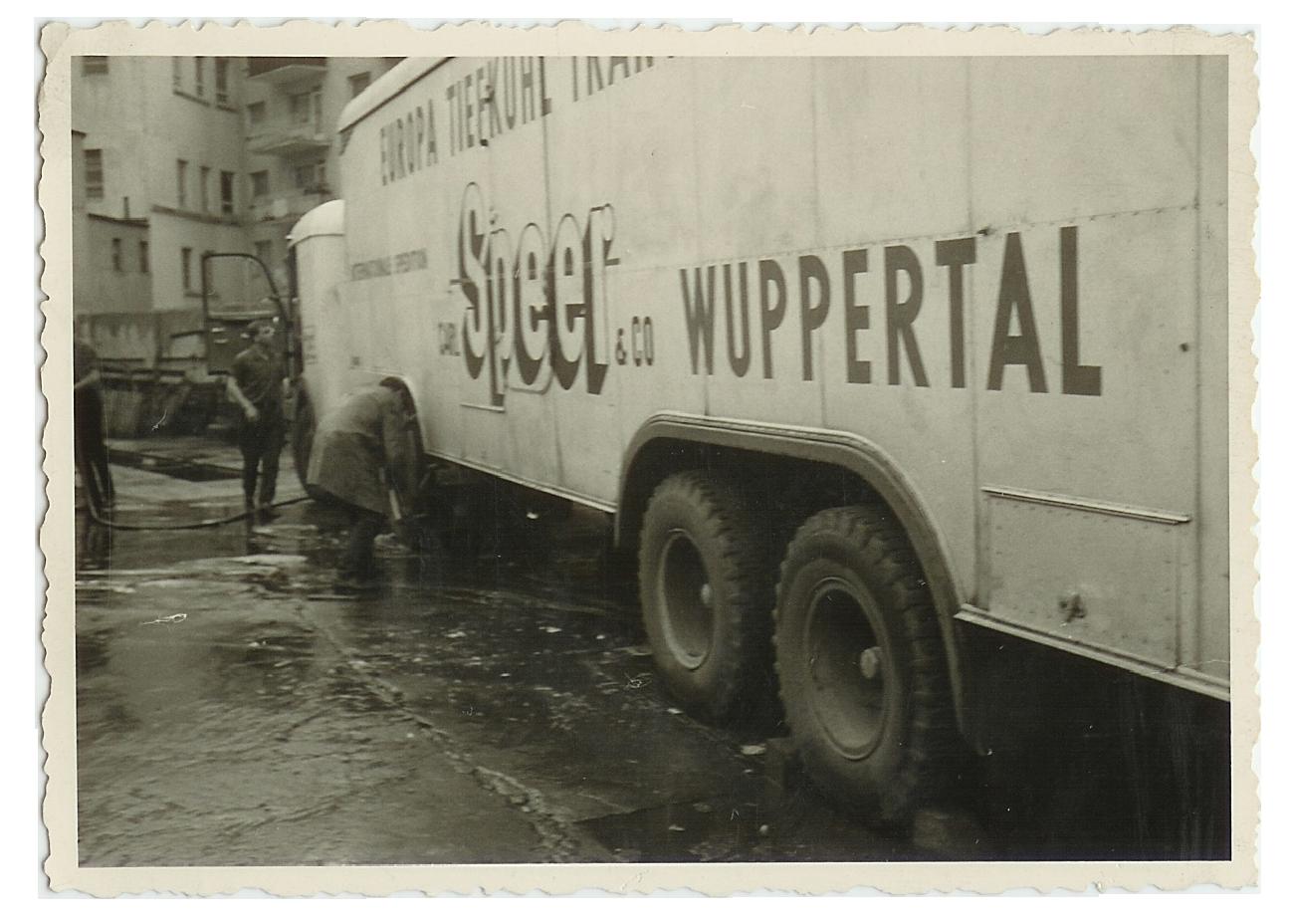 Carl Speer, Wuppertal